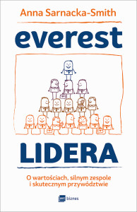 Everest lidera - okładka
